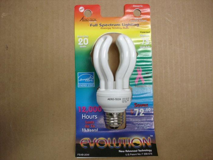gallery of lights fluorescent cfl lamps aero tech 20w cfl. Black Bedroom Furniture Sets. Home Design Ideas