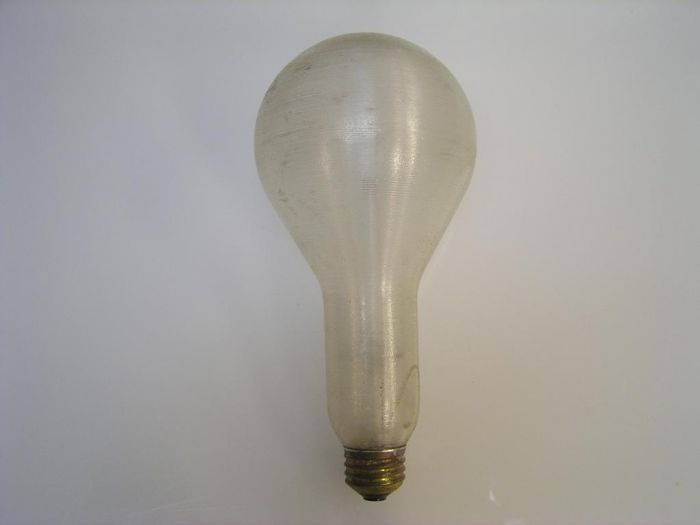 Gallery Of Lights Incandescent Bulbs Duro Test 300w
